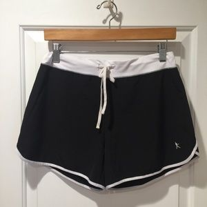 Danskin Quick Dry Athletic Running Shorts Small
